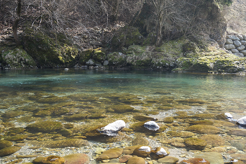 fly fishing fiume-Serio-in-Ponte-Nossa