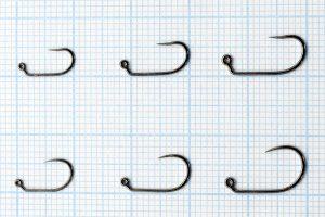 hanak-hooks-on-millimeter-paper - Fly Tying