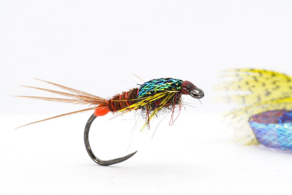 3 Sawyers Pheasant Tail Nymphs Trout // Grayling Flies